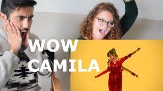 CAMILA CABELLO HAVANA @ JIMMY FALLON (REACTION)