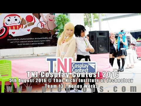 TNI Cosplay Contest 2016 | Team 13 – HoneyWorks