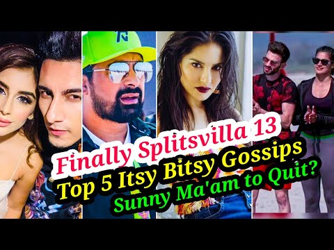 SPLITSVILLA 13 LAUNCH DATE: CONTESTANTS WHO WILL BE IN SPLITSVILLA? WILL SUNNY LEONE QUIT THE SHOW?