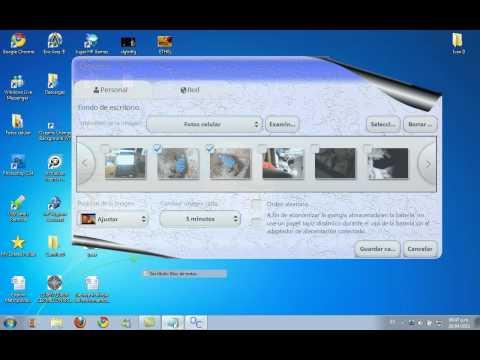Video 1 de Oceanis Change Background: Cómo usar Oceanis Change Background