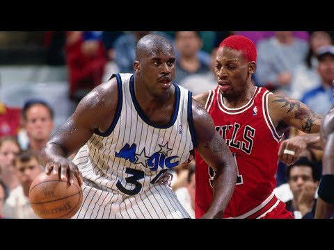 Dennis Rodman's BEST Defensive Moments