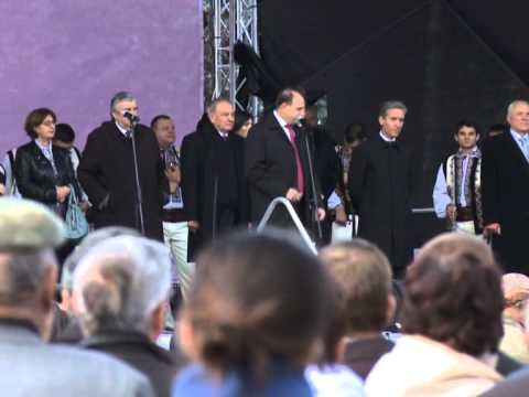 Președintele Nicolae Timofti a participat la manifestațiile dedicate Zilei Naționale a Vinului