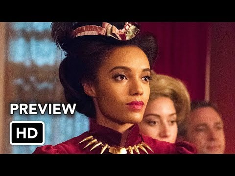 "DC's Legends of Tomorrow 3x05 Inside ""Return of the Mack"" (HD) Season 3 Episode 5 Inside"