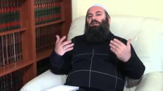 A kam përgjegjësi nëse në shtëpinë time veprohet mëkati pa dëshiren time - Hoxhë Bekir Halimi