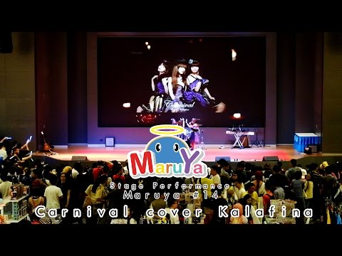 Maruya #14 Stage Performance – Carnival cover Kalafina