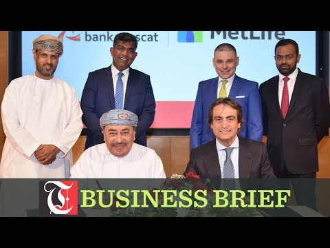 Bank Muscat joins hands with MetLife