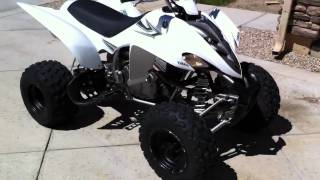 1. 2006 Yamaha Raptor 350