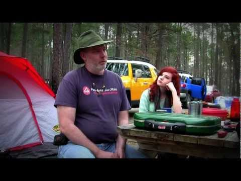 Terrifying Bigfoot Stories by the Campfire Part 1 – 2013 Mississippi Investigation