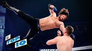 Nonton Top 10 Smackdown Moments  Wwe Top 10  Feb  4  2016 Film Subtitle Indonesia Streaming Movie Download