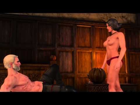 The Witcher 3 gwent sex scene