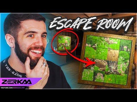 The Hardest Escape Room I've Ever Played...