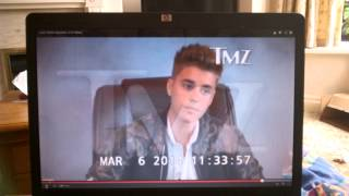 Justin Bieber Deposition - My Body Language Analysis. TMZ 2014. Selena Gomez. CJB