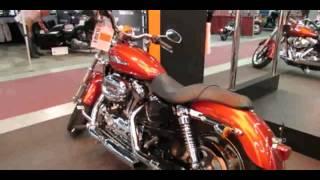 5. 2013 Harley-Davidson Sportster 1200 Custom