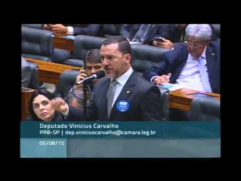 Vinicius Carvalho defende aprovação da PEC 443 da AGU