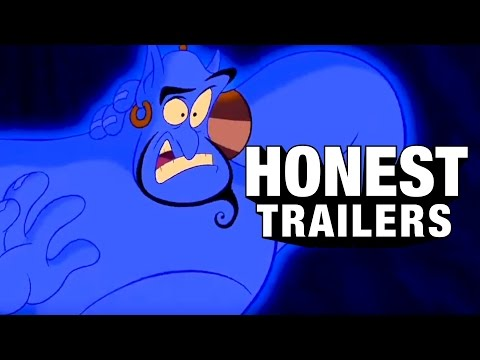 Honest Trailers for the Aladdin
