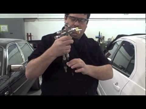 DIY How To Adjust HVLP Paint Gun For Car:Auto Spray Gun Adjustments Tips