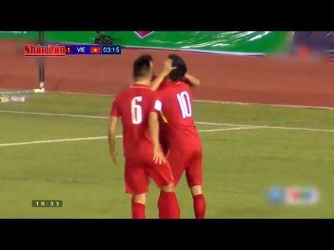 Tin Thể Thao 24h Hôm Nay (7h - 6/9): ĐT Việt Nam Thắng Trận Đầu Tiên Tại Vòng Loại ASIAN CUP 2019 - Thời lượng: 5:40.