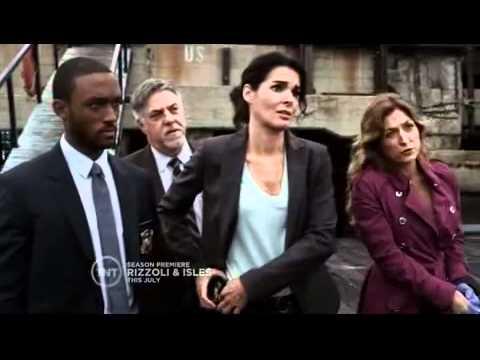 Rizzoli & Isles Season 2 (Promo)
