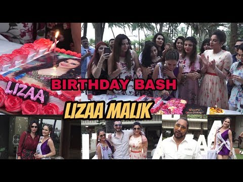 Birthday Bash Of Actress Lizaa Malik