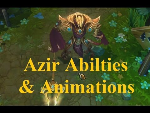 abilities - Mid Lane Gameplay Video: https://www.youtube.com/watch?v=bU1XASiJ6uE Top Lane Gameplay Video: https://www.youtube.com/watch?v=I3ztWuScDX4 http://www.Twitch.t...