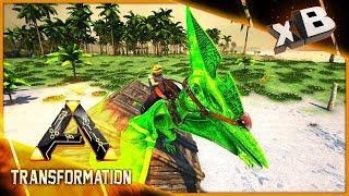 Gamma Pteranodon! :: Modded Ark: Transformation :: E01