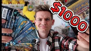 All The $1000 Packs Were Weighed... by Unlisted Leaf