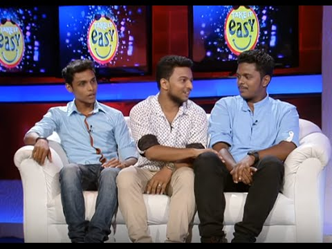 Take it easy show screenshot