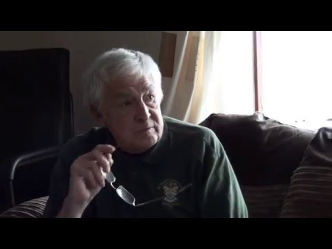 John Yates talking about Burscough in days gone by, 30th January 2016