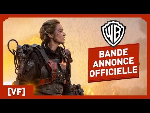 Edge Of Tomorrow - Bande Annonce Officielle (VF) - Tom Cruise / Emily Blunt