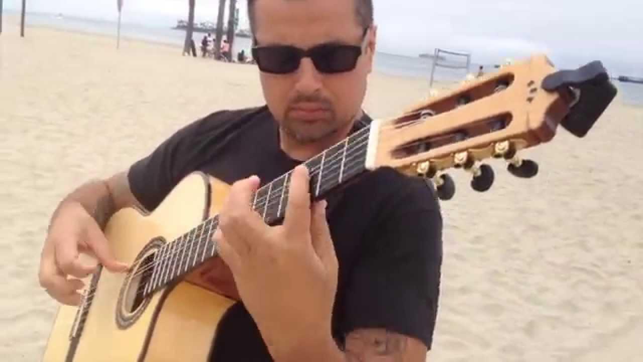 Bamboleo Gipsy Kings – Solo Flamenco Guitar Ben Woods -Video & Tabs
