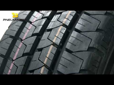 Youtube Barum Vanis 225/70 R15 C 112/110 R Letní