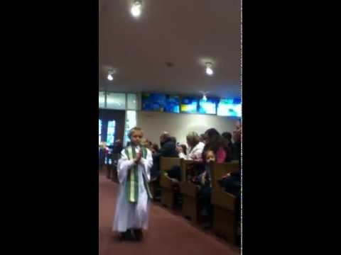 saint parade all saints day holy name ebensburg pa