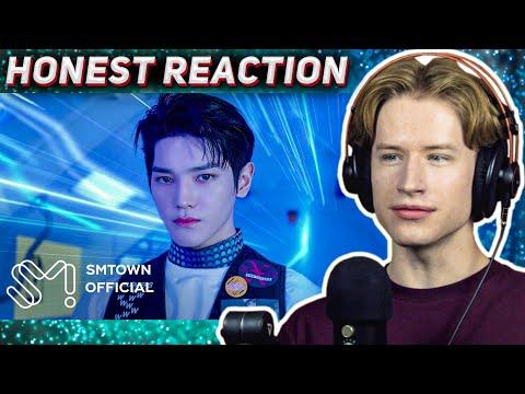 HONEST REACTION to NCT 127 X Amoeba Culture 'Save' MV