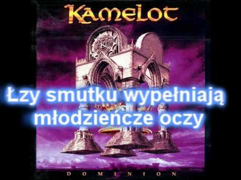 Tekst piosenki Kamelot - Troubled Mind po polsku