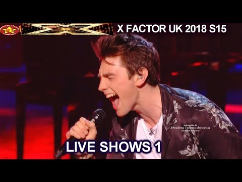 "Brendan Murray ""break Free"" He Smashed It The Boys 