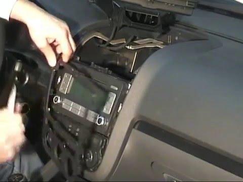comment reparer autoradio