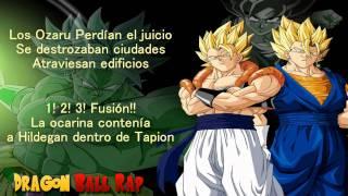 Porta - Dragon Ball Rap (con Letra)