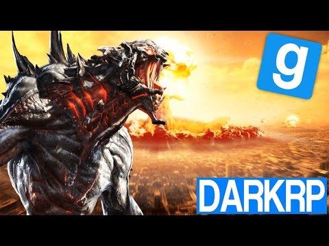LE MONSTRE SANGUINAIRE !! - Garry's Mod DarkRP (видео)