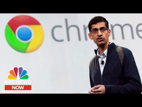 Whatвs Next For Google After New Alphabet CEO Is Announced  NBC News NOW