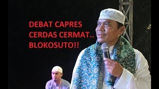 Video DEBAT CAPRES CERDAS CERMAT.. BLOKOSUTO!! MP3, 3GP, MP4, WEBM, AVI, FLV Januari 2019