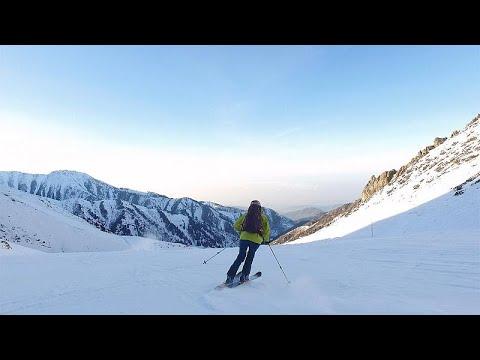 Καζακστάν: Σιμπουλάκ, ο παράδεισος των χειμερινών σπορ