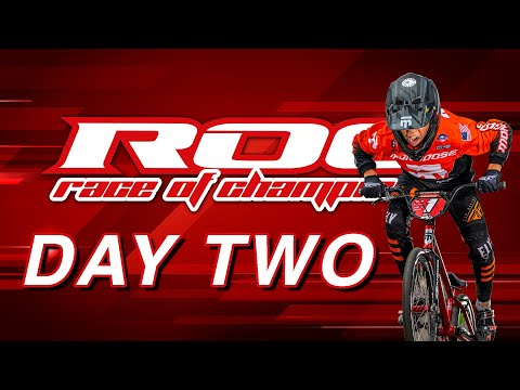 2020 USA BMX Race of Champions Day Two Part Two