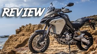 3. Ducati Multistrada 1200 Enduro - MotoGeo 1st Ride Review