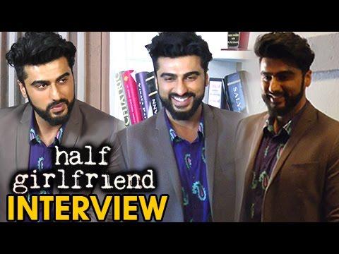 Arjun Kapoor Promotes Half Girlfriend |