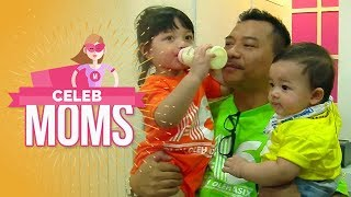 Video Celeb Moms: Ashanty, Arsy-Arsya Rebutan Ayah Anang - Episode 68 MP3, 3GP, MP4, WEBM, AVI, FLV September 2018