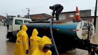 Chuvas em Aracaju