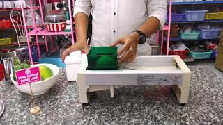 Dụng cụ bào lát rau củ quả - DungCuNgheHoangLong.Com