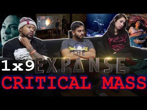 The Expanse - 1x9 Critical Mass - Reaction