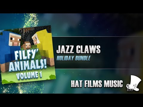 claws - Bandcamp: http://hatfilms.bandcamp.com/track/jazz-claws ♫ iTunes: https://itunes.apple.com/gb/album/filfy-animals-vol.-1-ep/id538087923 Also available on S...