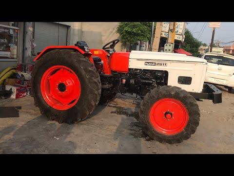 HMT 2511 tractor fiber chatri & music system